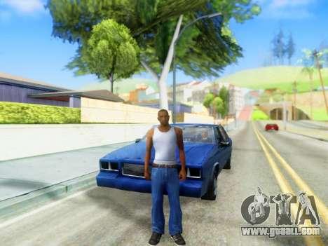 ENB Graphics Enhancement v2.0 for GTA San Andreas