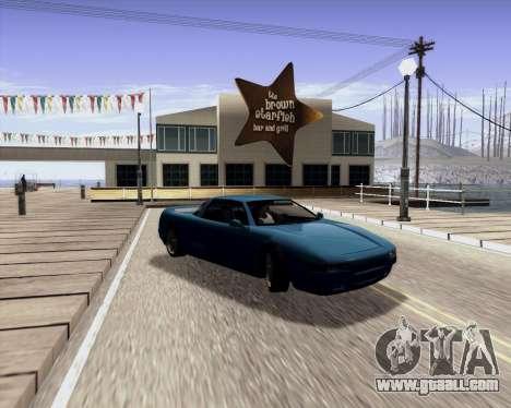 GtD ENBseries for GTA San Andreas