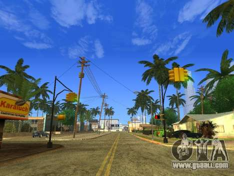 Beautiful Timecyc for GTA San Andreas