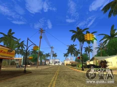 Beautiful Timecyc for GTA San Andreas