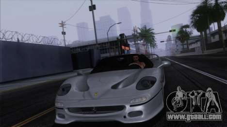 Rogue ENB Series v2 for GTA San Andreas second screenshot