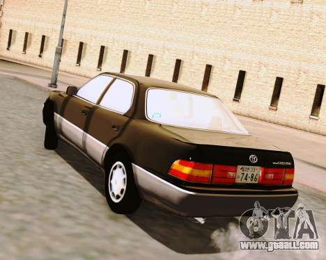 Toyota Celsior for GTA San Andreas