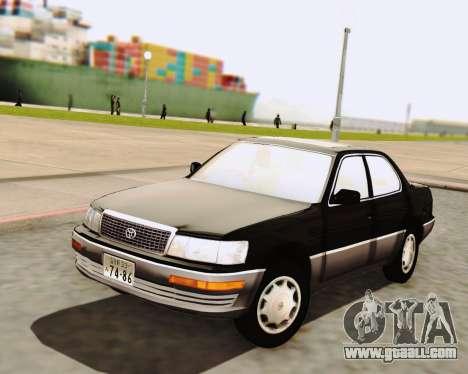 Toyota Celsior for GTA San Andreas