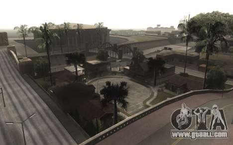 ColorMod и ENB Series for GTA San Andreas second screenshot