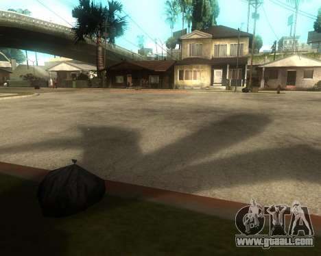 ENB Gentile v2.0 for GTA San Andreas sixth screenshot