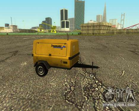 Multi Utility Trailer 3 in 1 for GTA San Andreas