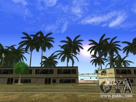 Beautiful Timecyc for GTA San Andreas second screenshot
