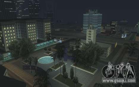ColorMod и ENB Series for GTA San Andreas third screenshot