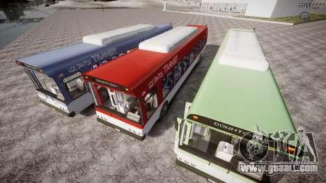 GTA 5 Bus v2 for GTA 4 engine