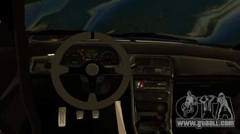 Honda CRX Dragster for GTA San Andreas right view