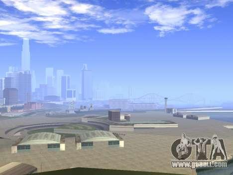 Beautiful Timecyc for GTA San Andreas third screenshot