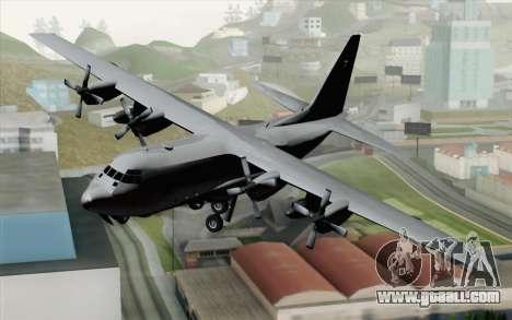 C-130H Hercules Polish Air Force for GTA San Andreas