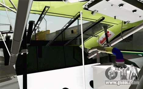 NASCAR Toyota Camry 2013 v4 for GTA San Andreas back view