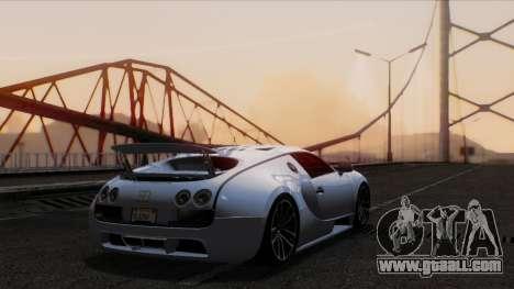 ENB W V2 for GTA San Andreas second screenshot