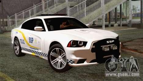 Dodge Charger SXT Premium 2014 for GTA San Andreas