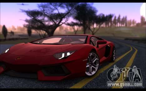 ENB Ximov V3.0 for GTA San Andreas second screenshot