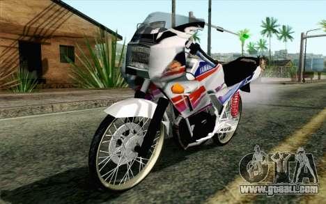 Yamaha RZR 135 Drag for GTA San Andreas
