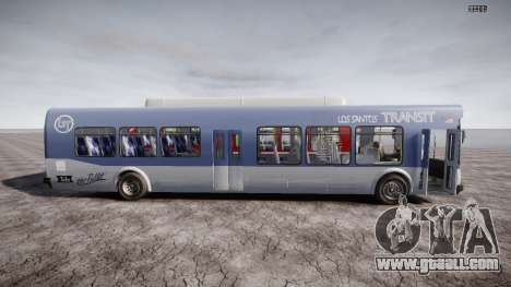 GTA 5 Bus v2 for GTA 4 interior