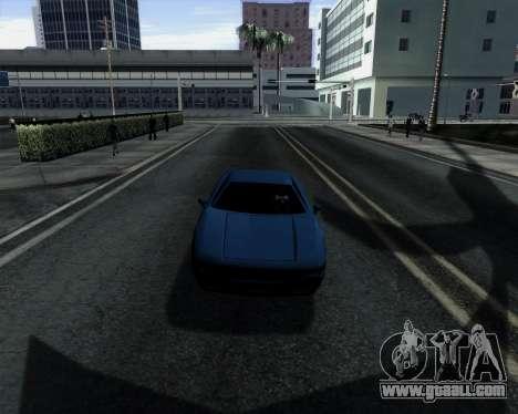 GtD ENBseries for GTA San Andreas fifth screenshot