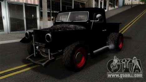 GTA 5 Bravado Rat-Truck SA Mobile for GTA San Andreas