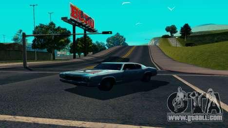 Summers-ENB v9.5 for GTA San Andreas third screenshot