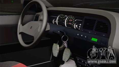 Citroen Xantia Tuning for GTA San Andreas back view