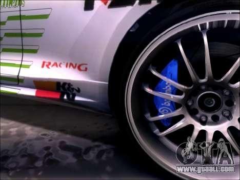 Volkswagen Scirocco Tunable for GTA San Andreas