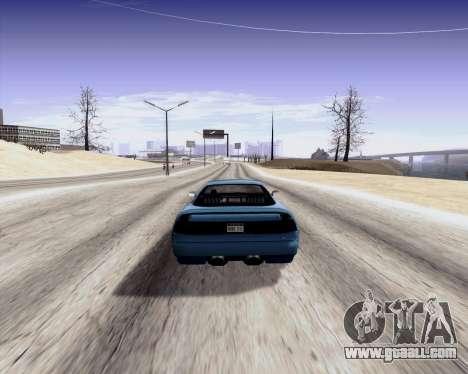 GtD ENBseries for GTA San Andreas second screenshot