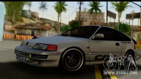 Honda CRX Dragster for GTA San Andreas