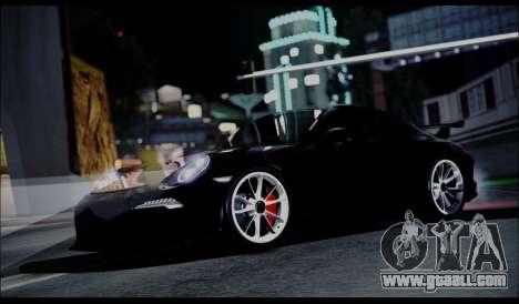 Grizzly Games ENB V2.0 for GTA San Andreas third screenshot