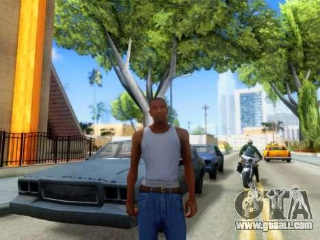 ENB Graphics Enhancement v2.0 for GTA San Andreas third screenshot