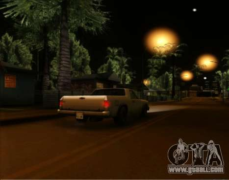 ENB Gentile v2.0 for GTA San Andreas second screenshot