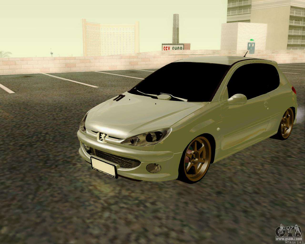 Peugeot for GTA San Andreas — page 6