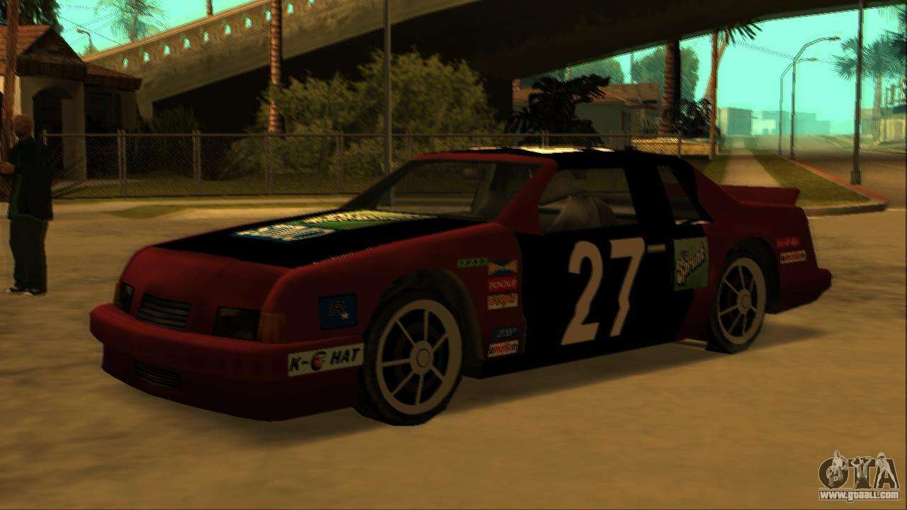 beta hotring racer for gta san andreas. Black Bedroom Furniture Sets. Home Design Ideas