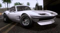 GTA 5 Invetero Coquette Classic HT SA Mobile