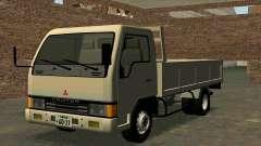 Mitsubishi Fuso Canter 1989 Flat Body