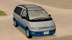 Toyota Estima Lucida 1990 for GTA San Andreas