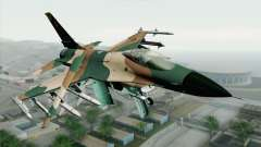 F-16C Fighting Falcon Aggressor 272 for GTA San Andreas
