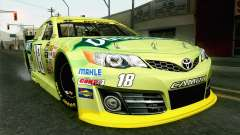 NASCAR Toyota Camry 2013 v4 for GTA San Andreas