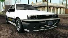 GTA 5 Karin Futo IVF for GTA San Andreas