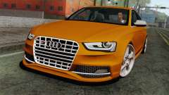 Audi S4 Avant 2013 for GTA San Andreas