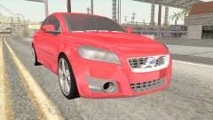 Volvo C70 2011 Stock for GTA San Andreas