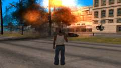 New Effects Paradise for GTA San Andreas