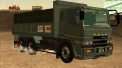 Mitsubishi Fuso Super Great Dump Truck