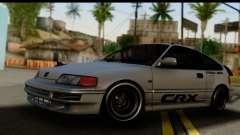 Honda CRX Dragster