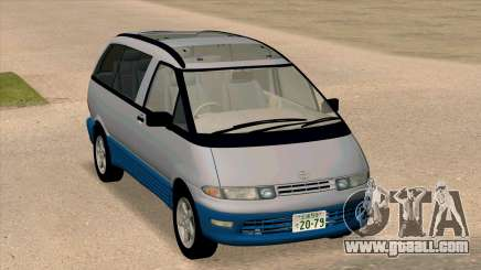 Toyota Estima Lucida 1990 for GTA San Andreas