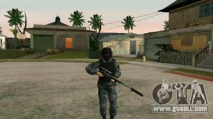 The policeman for GTA San Andreas