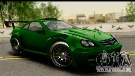 GTA 5 Benefactor Feltzer SA Mobile for GTA San Andreas