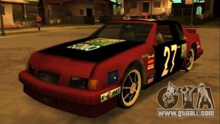 Beta Hotring Racer for GTA San Andreas