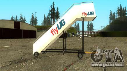 New Tugstair Fly US for GTA San Andreas